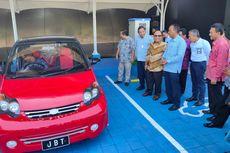 Stasiun Pengisian Bahan Bakar Listrik Tersedia di Tol Bali Mandara