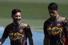 Selebrasi Gol Messi Mirip dengan Milik Suarez, Apa Maknanya?