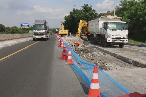 Jalur Mudik Tol Palikanci Diperbaiki
