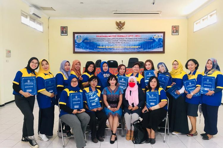 Program pemberdayaan perempuan yang dilakukan oleh Koalisi Perempuan Indonesia (KPI) Jember di tengah pandemi Covid-19
