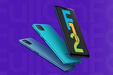 Samsung Galaxy F12 Meluncur dengan Baterai 6.000 mAh