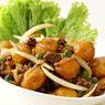 Resep Tumis Daging Cincang Kentang Mini, Makanan Sahur Anti Ribet
