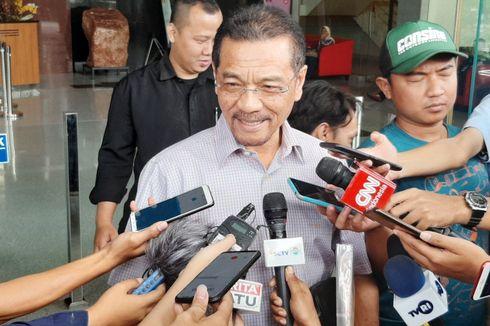 Diperiksa KPK, Gamawan Fauzi Mengaku Dikonfirmasi soal Kasus Proyek Kampus IPDN