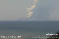 Tengah Berbulan Madu, Turis AS Jadi Korban Gunung Meletus di Selandia Baru