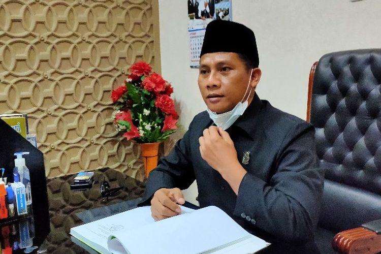 Wakil Ketua DPRD Kota Tegal Wasmad Edi Susilo.