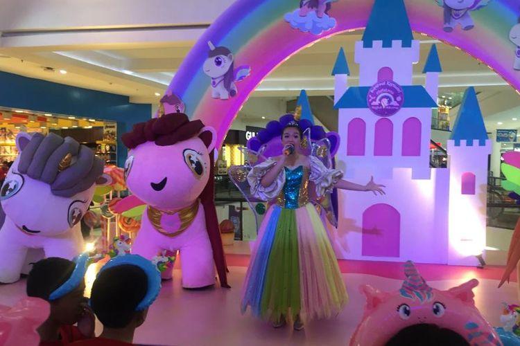Program ?Magical Christmas Unicorn World? di Supermal Karawaci Tangerang mulai awal Desember hingga Tahun Baru.