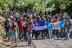 Halau Migran, Tentara AS Bakal Dipersenjatai Tongkat Pemukul