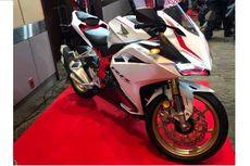 Honda CBR250RR Bisa Pakai Teknologi MotoGP
