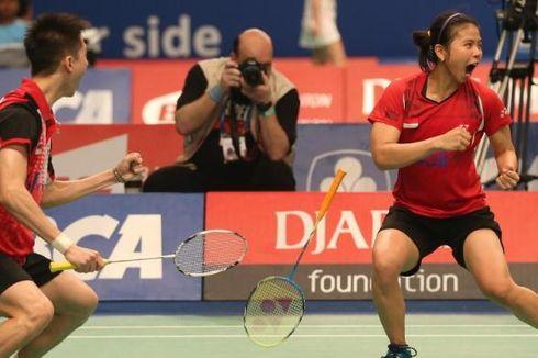 Kilas Balik 2014, Duet Maut Kevin/Greysia yang Tumbangkan Juara Olimpiade
