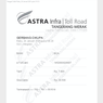 Astra Infra Luncurkan Inovasi Struk Digital untuk Transaksi Jalan Tol