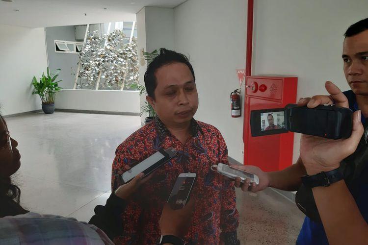 Ketua KPU Kabupaten Semarang Maskub Asyadi