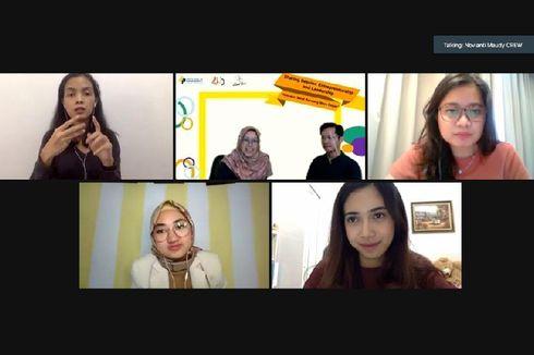 PPM School of Management dan Lipstick Untuk Difabel Gelar Webinar bagi  Wirausaha Perempuan