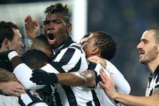 Dominasi Laga, Juventus Ungguli Inter Milan