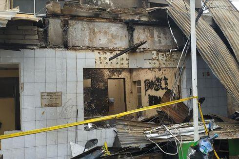 Dibakar Massa Saat Rusuh 22 Mei, Begini Kondisi Pos Polisi Sabang Saat Ini