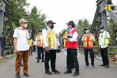 Jembatan Kali Tiabo Ambruk, Bailey Dipasang untuk Sementara