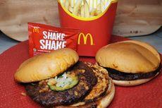 McDonald's Indonesia Luncurkan Buger Nasi Goreng, Bagaimana Rasanya?