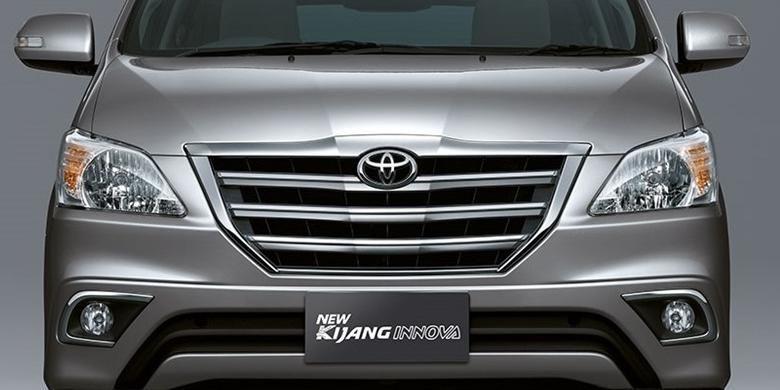 MPV Diesel Toyota Kijang Innova