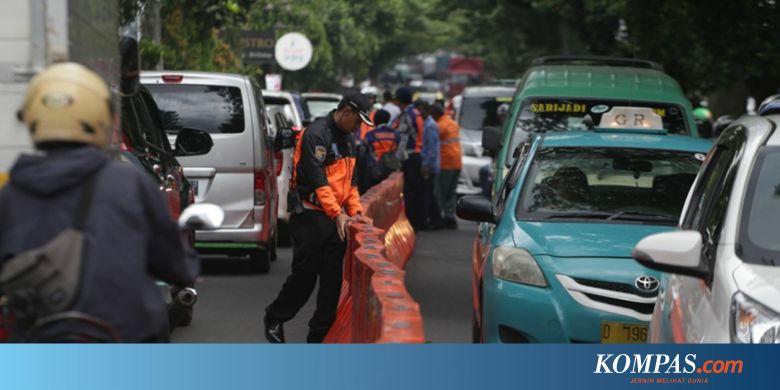 CPGT Urai Titik Macet, Pemkot Bandung Akan Perbaiki Rekayasa Jalur Sukajadi