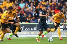Wolverhampton Vs Manchester City, Tim Promosi Tahan Juara Liga Inggris