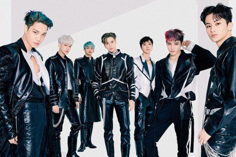 Grup idola asuhan SM Entertainment, SuperM