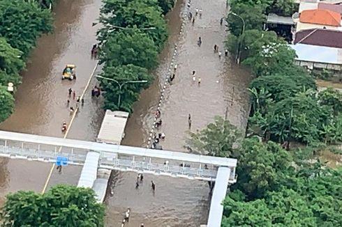 Baznas Bazis DKI Jakarta Buka Posko Banjir