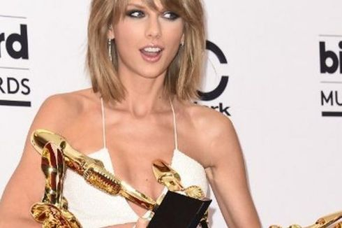 Taylor Swift Raih Delapan Trofi Billboard Music Awards 2015