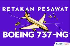 INFOGRAFIK: Retakan di Pesawat Boeing 737 NG