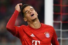 Coutinho Ingin Balik ke Inggris, tetapi Tak Menolak Bertahan di Barca
