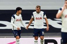 Kane dan Son Heung-min Bawa Tottenham Libas Arsenal, Mourinho: Kelas Dunia!