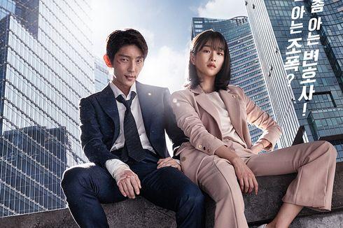 Sinopsis Drakor Lawless Lawyer, Dibintangi Lee Joon Gi dan Seo Yea Ji