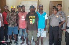 Tidak Bawa Dokumen Resmi, Aparat Pol Air Jayapura Amankan 4 Warga Papua Niugini