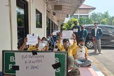 Dua Mahasiswa Pendemo Tolak Omnibus Law di Semarang Dituntut 3 Bulan Penjara