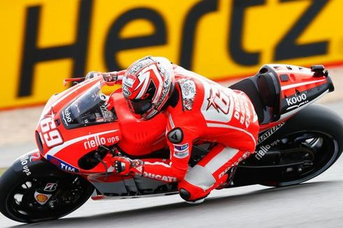 Hayden: Ducati Versi Baru dan Lama, Sama Saja
