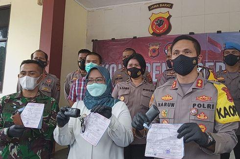 8 Sopir Ditangkap di Puncak Bogor, Jadi Travel Gelap Bertarif Mahal