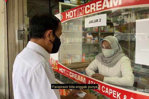Viral Jokowi Telepon Menkes Budi Tanya Obat, Ini Tanggapan Epidemiolog