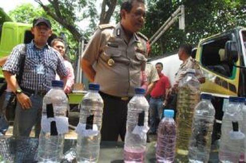 Perangi Pencurian Air dengan Kerja Sama Antar-institusi