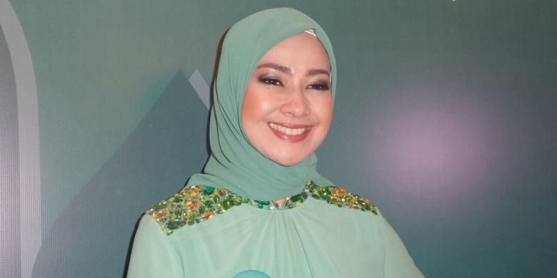 Alya Rohali hadir pada sebuah acara demo masak di Restoran Oasis, kawasan Cikini, Jakarta Pusat, pada Selasa (30/8/2016).