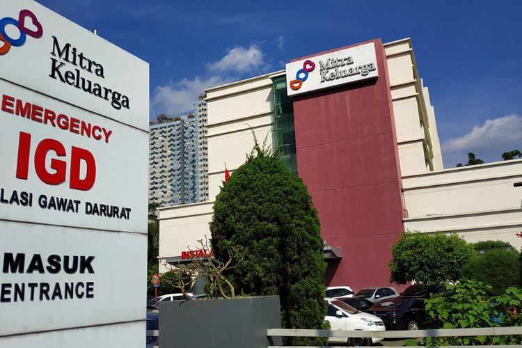 RS Mitra Keluarga Depok, Jalan Margonda Raya.