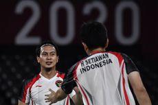 Hasil Olimpiade Tokyo - Kalah dari Malaysia, Ahsan/Hendra Tak Berhasil Raih Perunggu