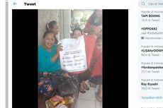 [KLARIFIKASI] Video Isi Paket Sembako Bansos Tak Lengkap di Jakarta