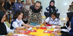 Di BLK Semarang, Kemnaker Buka Kejuruan Fashion Technology