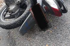 Jatuh Lewat Jalanan Tak Rata, Pengendara Motor Tewas Terlindas Truk Kontainer di Cengkareng