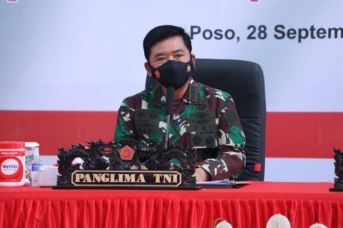 Pesan Panglima ke Semua Prajurit Saat HUT Ke-76 TNI