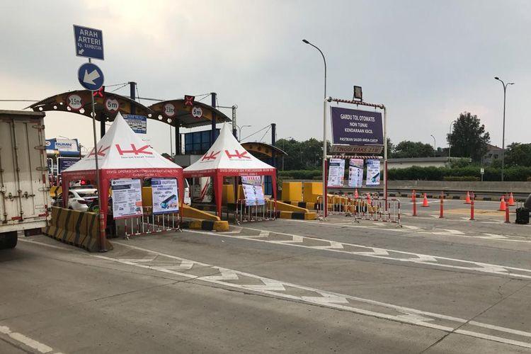 Ruas tol Pekanbaru-Dumai yang dikelola oleh PT Hutama Karya (Persero).