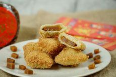 Resep Roti Goreng Kue Keranjang yang Gampang, Makanan Khas Imlek