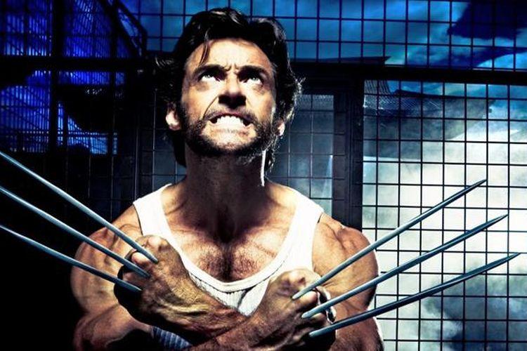 Hugh Jackman dalam X-Men Origins: Wolverine (2009)