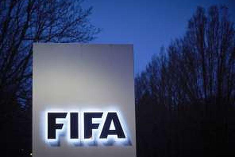 Kantor FIFA di Zurich, Swiss.
