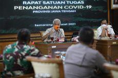 Kasus Harian Covid-19 Menurun, Penanganan Pandemi di Jateng Terus Membaik