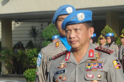 Polri Siapkan Personel Setingkat AKBP dan Kombes untuk KPK