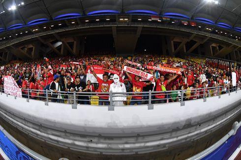 FAM Sempat Berencana Larang Suporter Indonesia Datang ke Malaysia, tetapi...